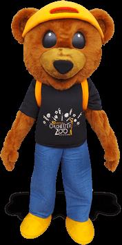 colchester zoo mascot costume