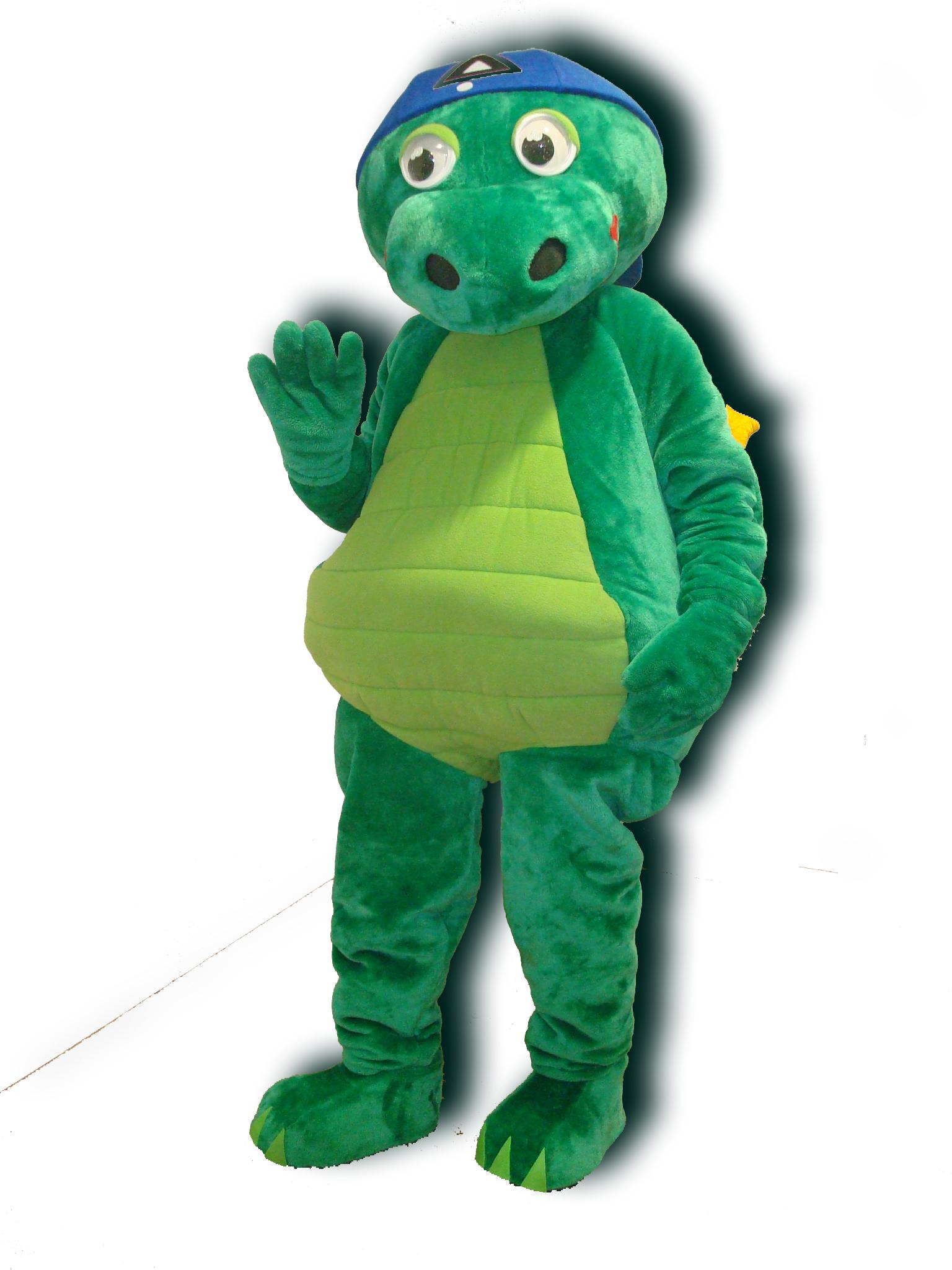 Mascote_Partyval_dragão_funland