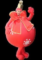 Mascote Partyval Bola de Natal 2.png