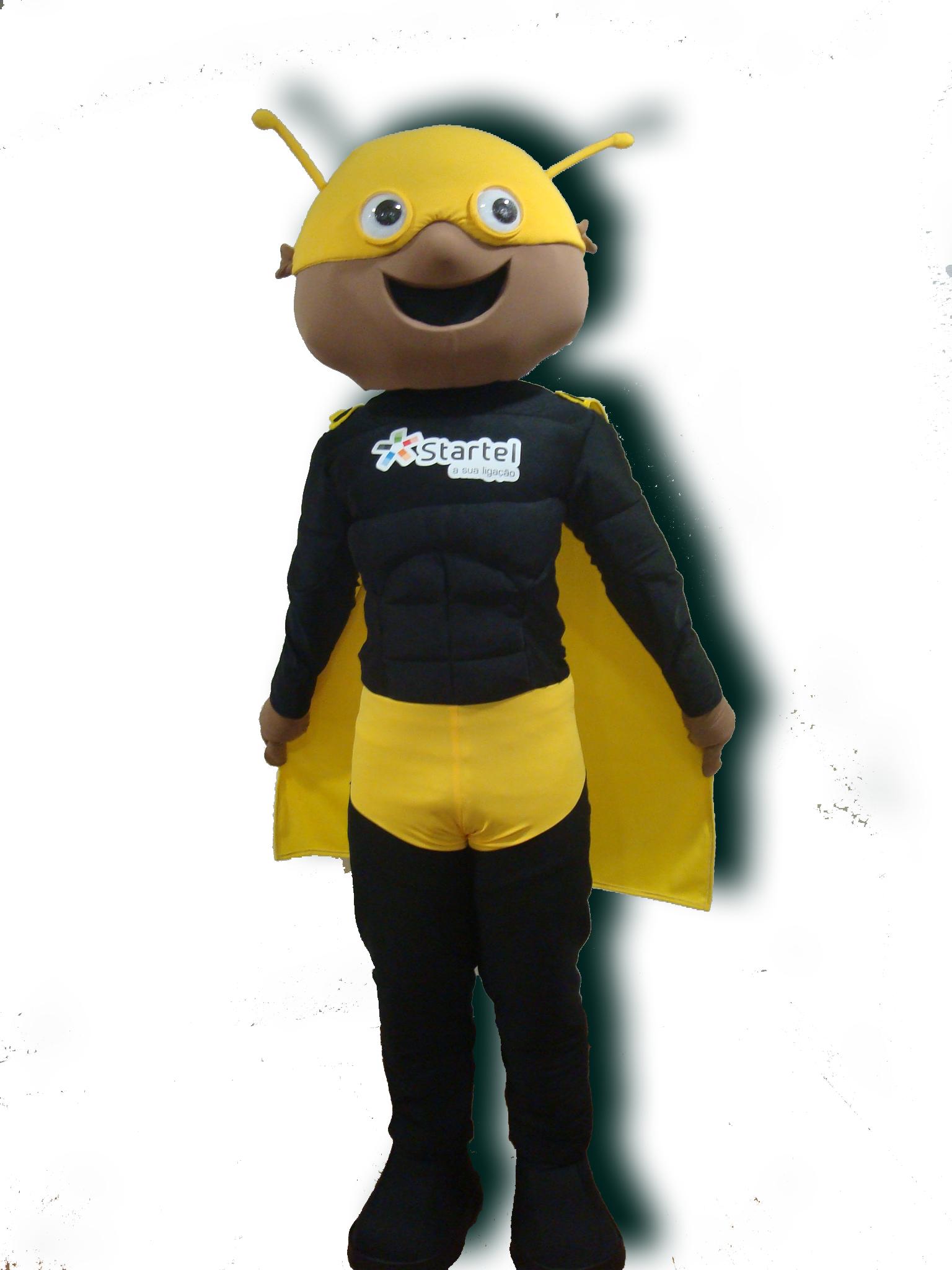 Mascote Partyval startel