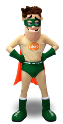 Mascote Partyval Heroi Tabard.png