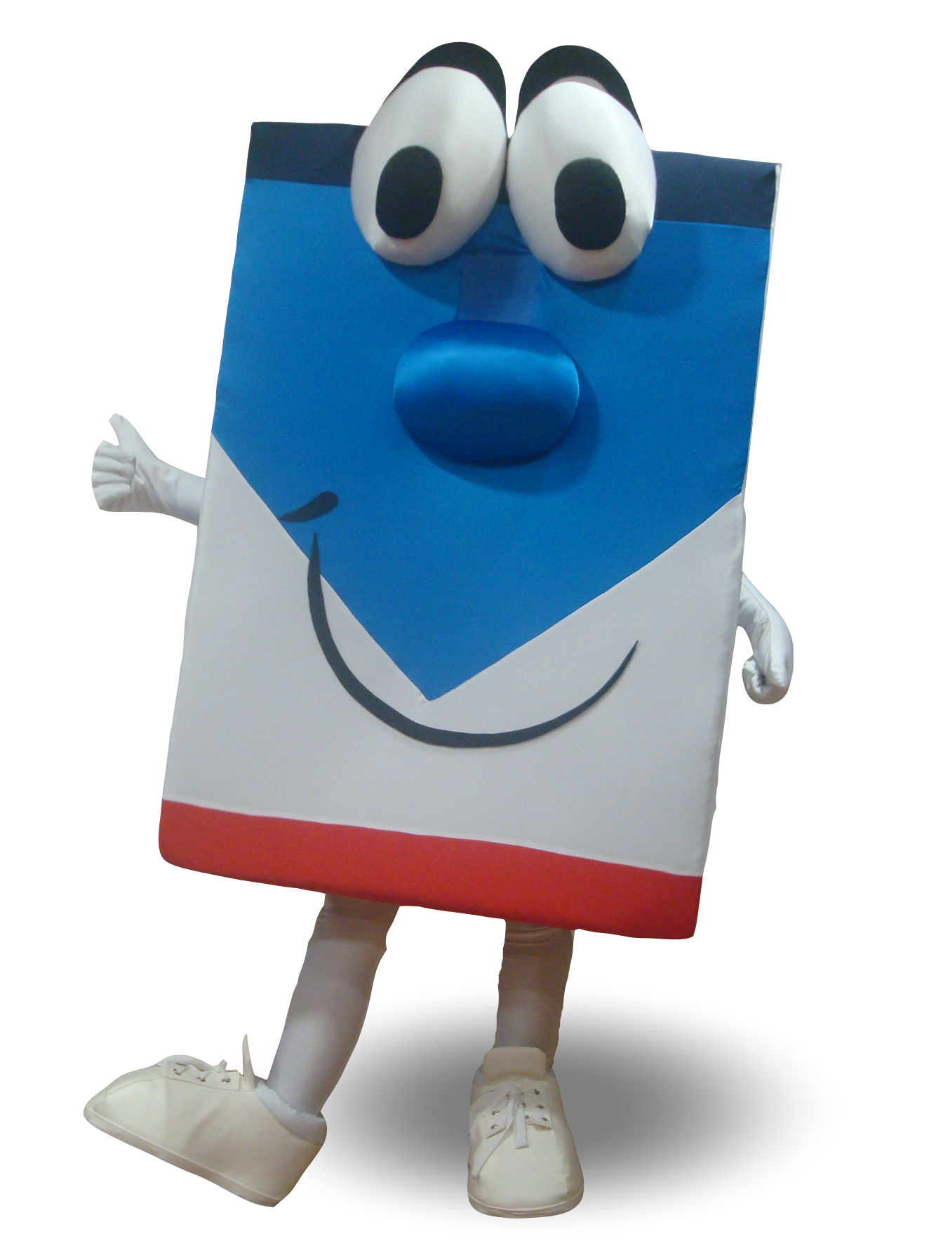 Mascote Partyval Bosch Bateria