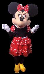 Mascote Partyval Minnie b