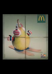 Mascote Partyval Puzzle Mc Donald's 5