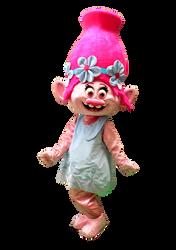 Mascote Partyval Trolls 1
