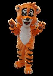 Mascote Partyval Tigre Laranja 1.png