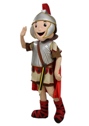 Mascote Partyval Romano Titos 1