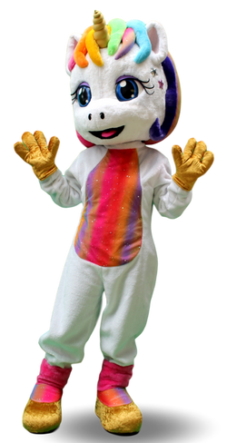 mascote unicornio 4