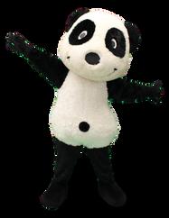 Mascote Partyval Panda 1