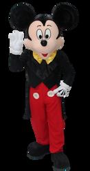 Mascote Partyval Mickey a