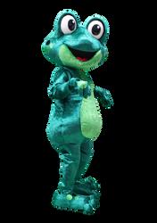 Mascote Partyval Sapo Aqualand 2.png