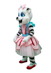 Mascote Partyval Tigre Bailarina 2.png