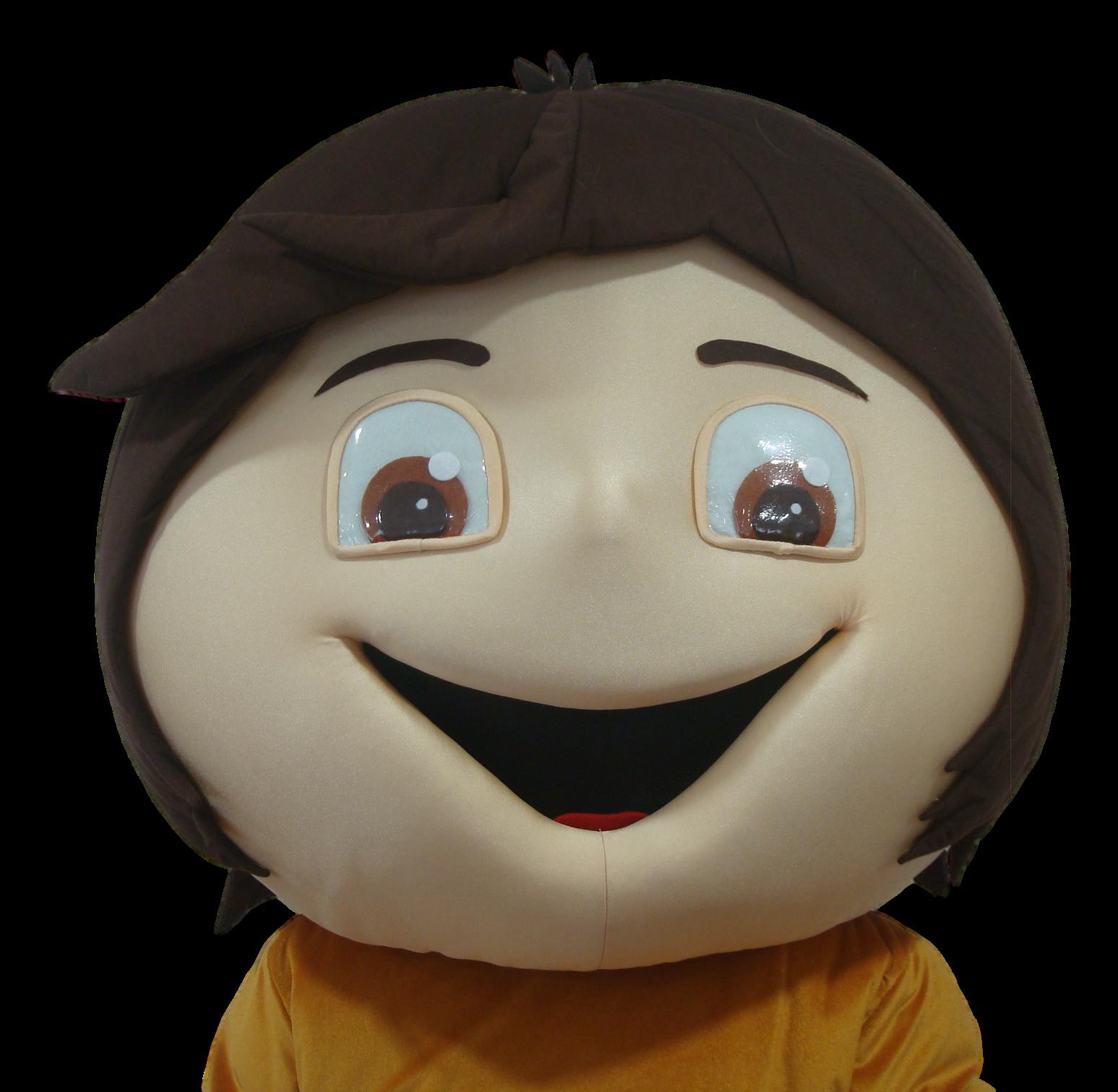 Mascote Partyval contos do GUI 1