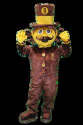 Mascote Partyval Pera Rocha do Oeste 1.p
