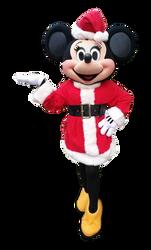 Mascote Partyval Minnie Natal 2
