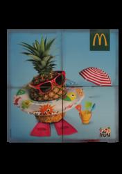 Mascote Partyval Puzzle Mc Donald's 6
