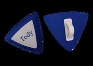 Mascote Partyval Escudo Tody