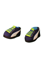 Mascote Partyval Tenis 2