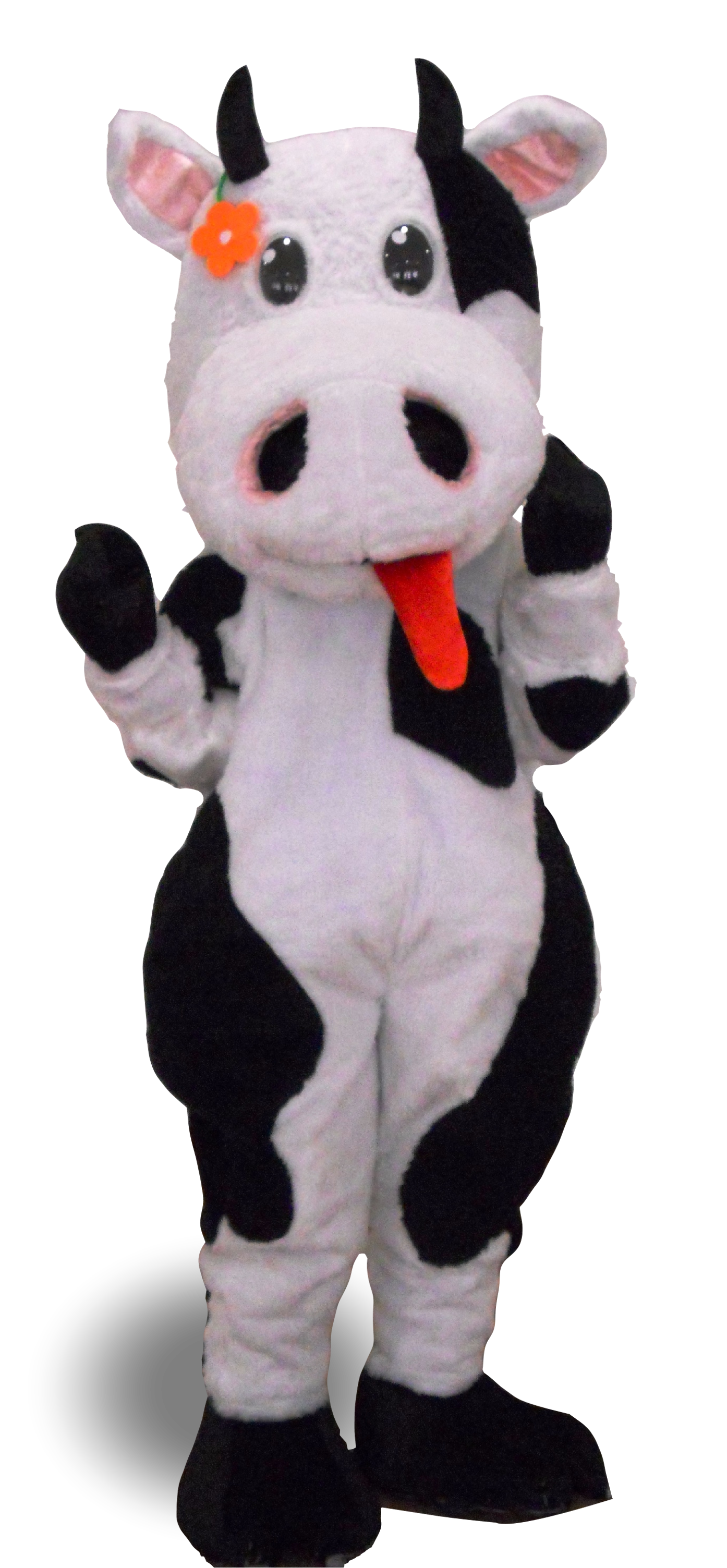 Mascote Partyval Vaca I