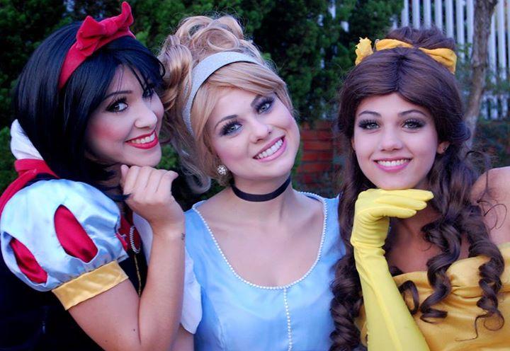 Princesas lindas