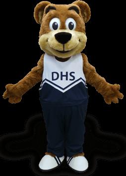 bear mascot costumes