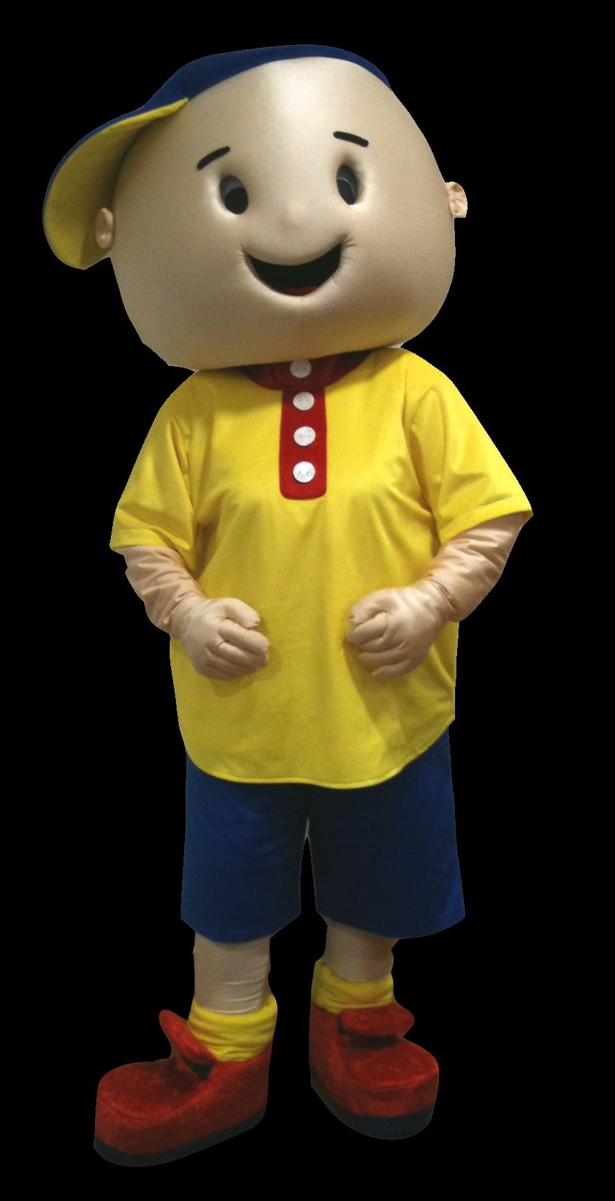 Mascote Partyval Ruca