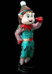 Mascote Partyval Duende Natal 2.png
