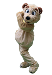 Mascote Partyval Urso Beje 2.png