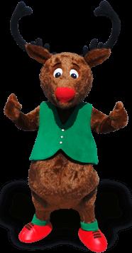 rudolf rednose reindeer mascot costume.png