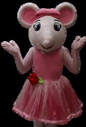 Mascote Ratinha Angelina Ballerina 2.png
