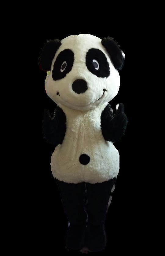 Mascote Partyval Panda 6