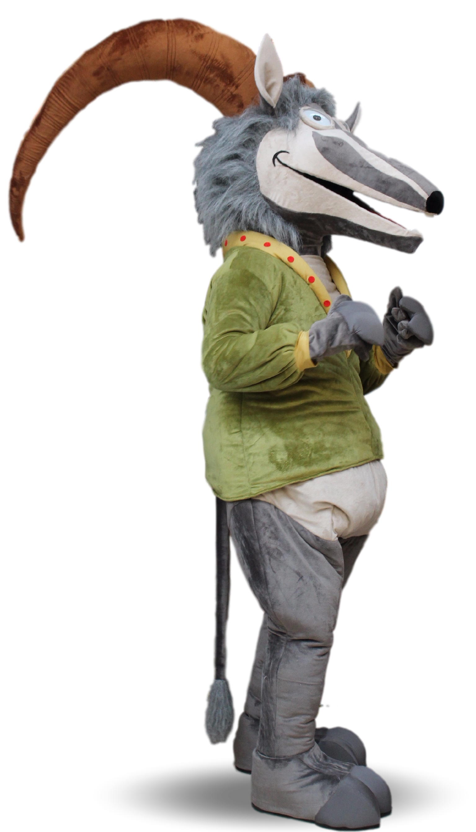 Mascote Partyval Palanca 2