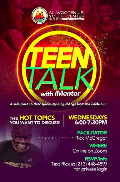 Teen Talk with iMentor