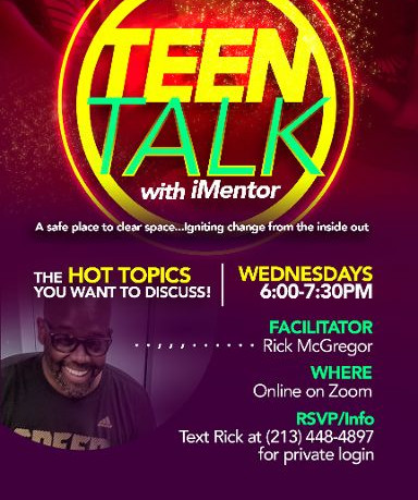 Teen Talk with iMentor