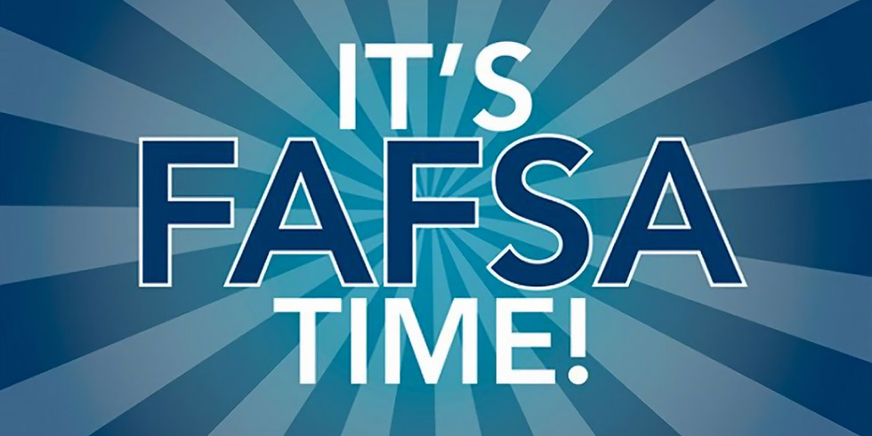 FAFSA and CalGrant applications due!