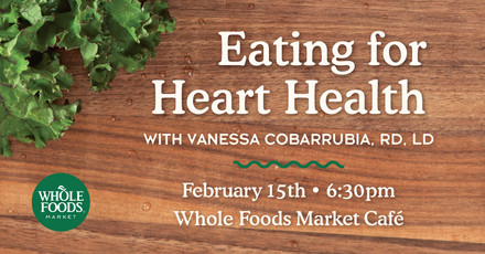 Heart Health Facebook Event