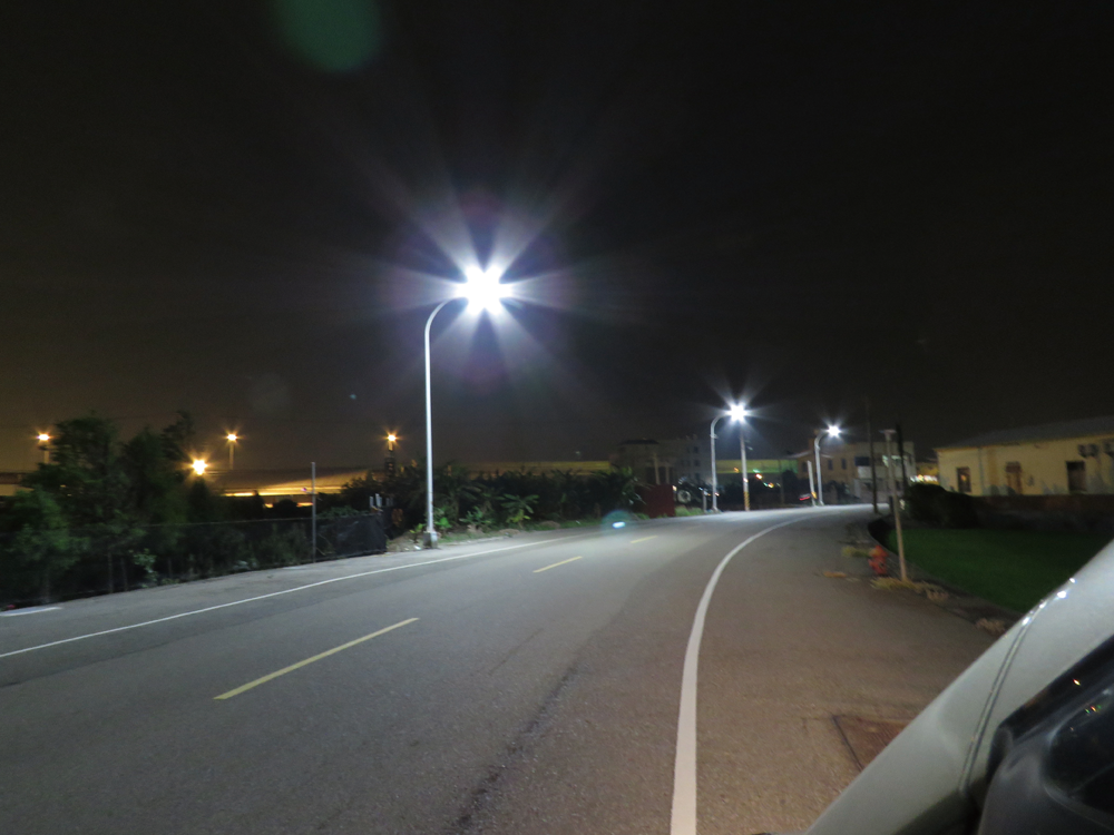 Taichung Street Lighting