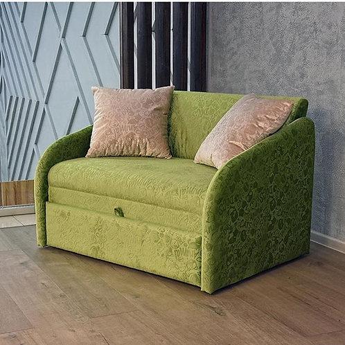 Klюkva диван SMART (FLAFFY зеленый)