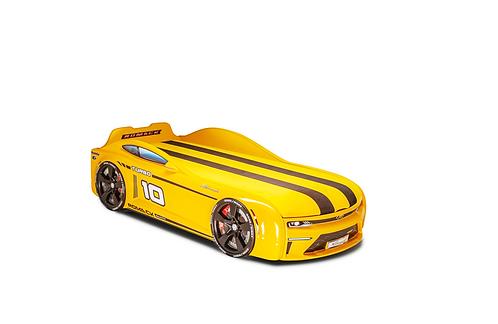 кровать-машина Romack Energy-М (цвет желтый)