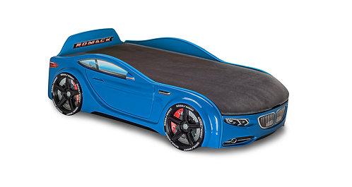 Кровать-машина Romack Junior БМВ (синий)