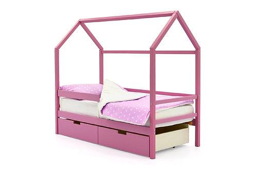 """Детская кровать-домик Бельмарко """"Svogen лаванда"""""""
