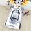 "Thumbnail: NEWTONE комплект ""Серая гоночная машина"" арт.2357"