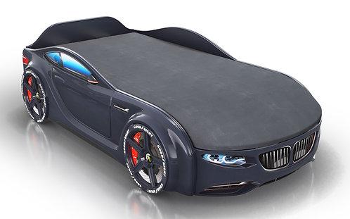 Кровать-машина Romack Junior БМВ (черный)