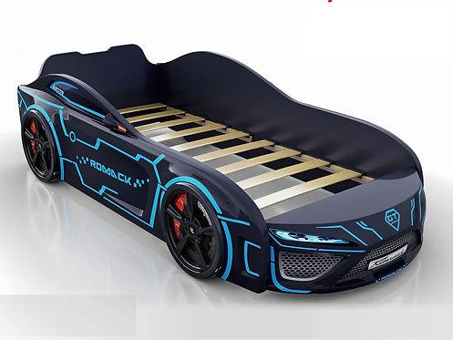 Romack кровать-машина Dreamer неон