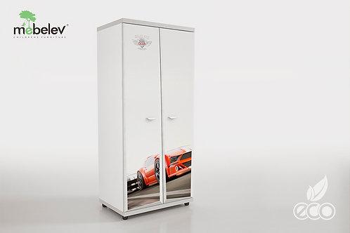 Шкаф Z6 МебеЛев (Декор Гран-При)