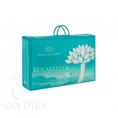 "Goldtex одеяло ""Eucalyptus.Эвкалипт/сатин"" 1,5сп. арт.1095"