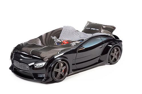 Комплект постельного белья для кровати-машины ЧЕРНЫЙ