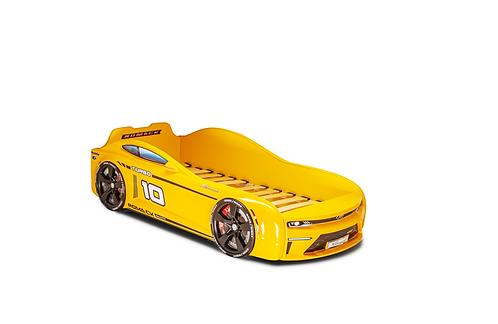 кровать-машина Romack Energy (цвет желтый)