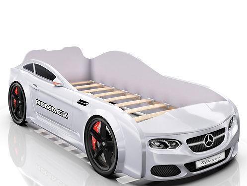 Romack кровать-машина Real Мерседес (цвет белый)