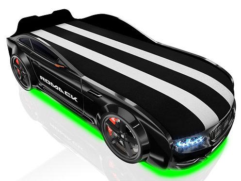 Romack кровать-машина Real-М БМВ (цвет черный)